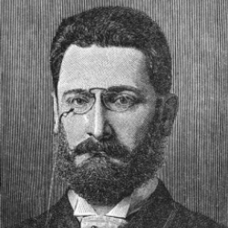 Author Joseph Pulitzer