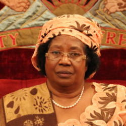 Author Joyce Banda