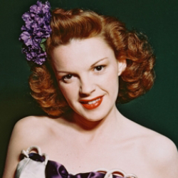 Author Judy Garland