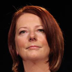 Author Julia Gillard