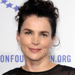 Author Julia Ormond