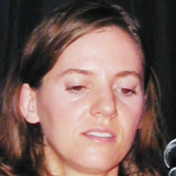Author Juliana Hatfield