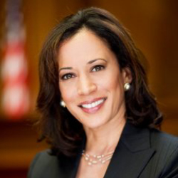 Author Kamala Harris