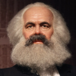 Author Karl Marx