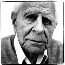 Author Karl Popper