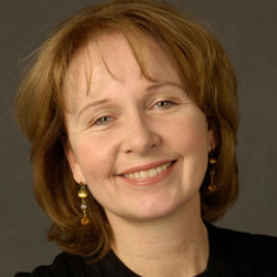 Author Kate Burton