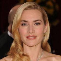 Author Kate Winslet