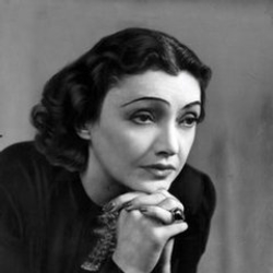 Author Katharine Cornell