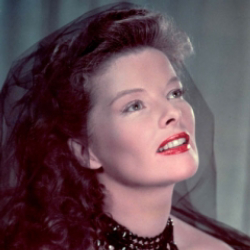 Author Katharine Hepburn