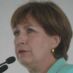 Author Kathleen Blanco