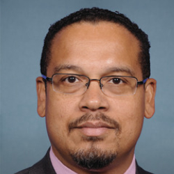 Author Keith Ellison
