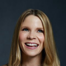 Author Kelli O'Hara