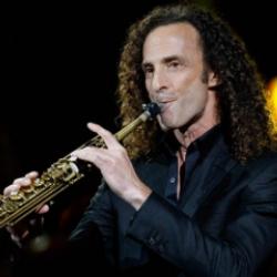 Author Kenny G