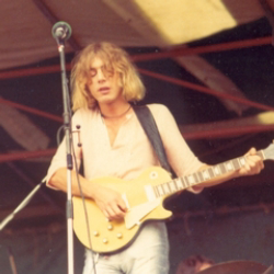 Author Kevin Ayers