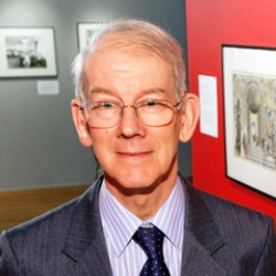 Author Kevin Brownlow