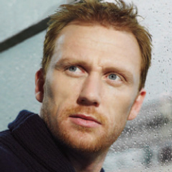 Author Kevin McKidd