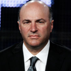 Author Kevin O'Leary