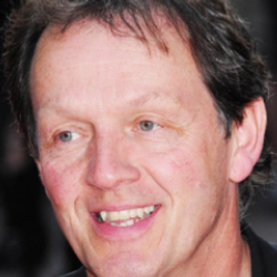 Author Kevin Whately