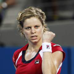 Author Kim Clijsters