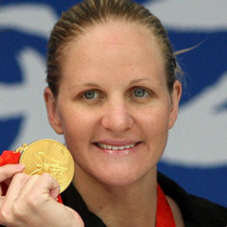 Author Kirsty Coventry