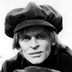 Author Klaus Kinski