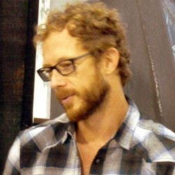 Author Kris Holden-Ried
