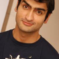 Author Kumail Nanjiani