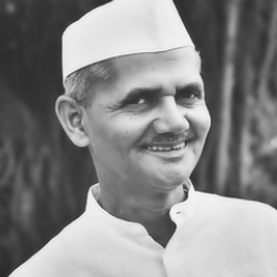 Author Lal Bahadur Shastri