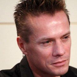 Author Larry Mullen