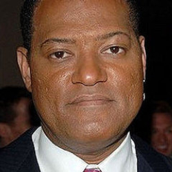 Author Laurence Fishburne