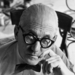 Author Le Corbusier