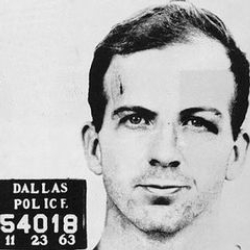 Author Lee Harvey Oswald