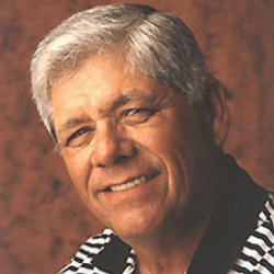 Author Lee Trevino