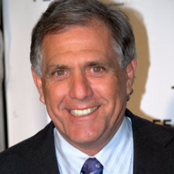 Author Leslie Moonves