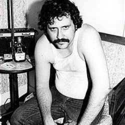 Author Lester Bangs
