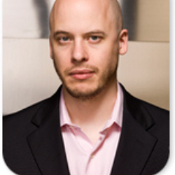 Author Lev Grossman