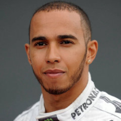Author Lewis Hamilton