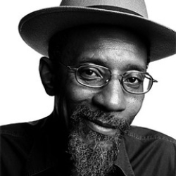 Author Linton Kwesi Johnson