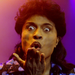 Author Little Richard