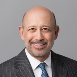 Author Lloyd Blankfein