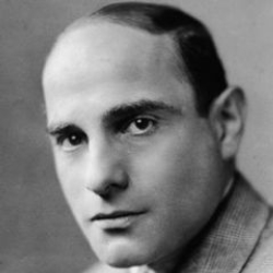 Author Lorenz Hart