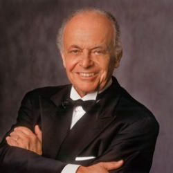 Author Lorin Maazel