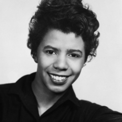 Author Lorraine Hansberry