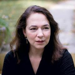 Author Lorrie Moore