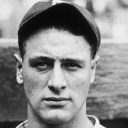 Author Lou Gehrig