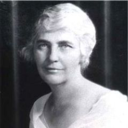 Author Lou Henry Hoover
