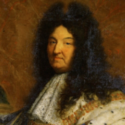 Author Louis XIV