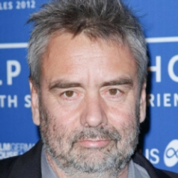 Author Luc Besson