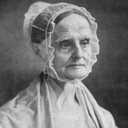 Author Lucretia Mott