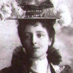Author Lucy Maud Montgomery